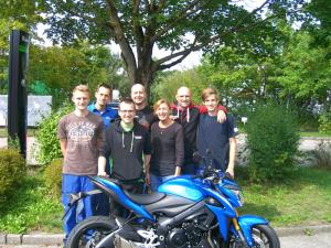 Motorrad-Fuchs-Team
